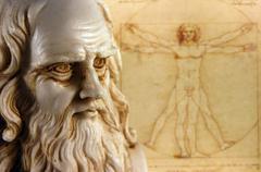 Leonardo da Vinci Stock Photos