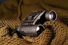 Military spyglass - stock photo