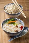 Chinese soup Stock Photos