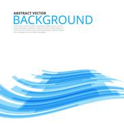 Moving colorful abstract background Stock Illustration
