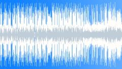 Energetic Funk Rock Loop (1 min) - stock music