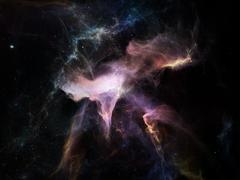 Stock Illustration of Numeric Cosmos
