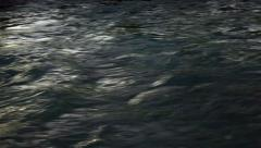 Close Up of the Watercourse, Time Lapse. - stock footage