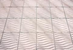 wave pattern - stock photo