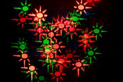 Abstract background star Stock Photos