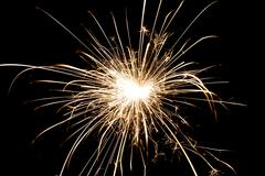 Stock Photo of spark