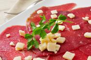 Stock Photo of beef carpaccio