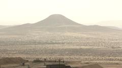 Yeruham, Negev Desert, Israel 1 - stock footage