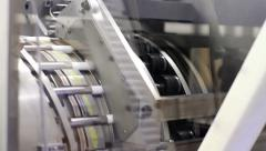 Factory Machinery Stock Footage