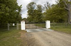 No Entry - stock photo