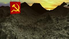Destroying Commies Stock Footage