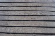 Stock Photo of big brown wood plank wall