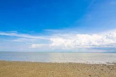 Stock Photo of beautiful beach and tropical sea