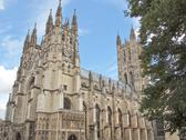 Stock Photo of Canterbury Cathedral