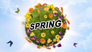 Stock After Effects of Spring logo