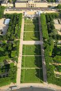 Stock Photo of champ de mars in paris, france.