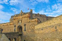 Stock Photo of Edinburgh