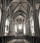 Inner City Parish Church in Budapest Stock Photos