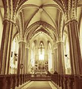 Inner City Parish Church in Budapest - stock photo
