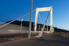 Elizabeth Bridge, Budapest - stock photo
