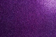 Violet glitter Stock Photos