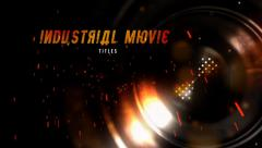 Industrial Movie Titles - stock after effects