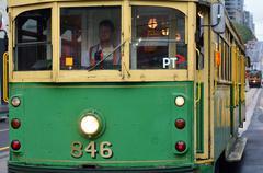 Melbourne tramway network Kuvituskuvat