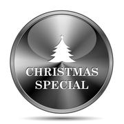 Stock Illustration of christmas special icon