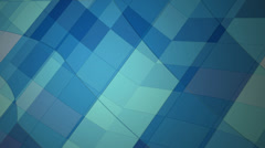 Cube space trasparent background - 1080p Stock Footage