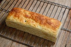 raisin bread - stock photo