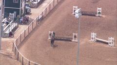 Las Vegas Equestrian Horse Stock Footage