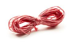 red string - stock photo