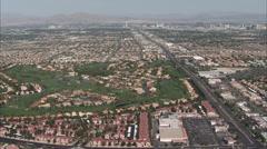 Las Vegas Suburbs Arkistovideo