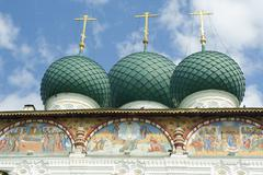 Cathedral of the Resurrection of Christ - stock photo