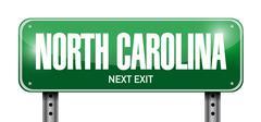 North Carolina kyltti kuva Piirros