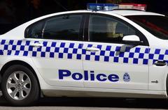 Australian state police Stock Photos