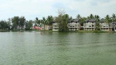 21.02.13 Laguna Hotels, Phuket. Stock Footage
