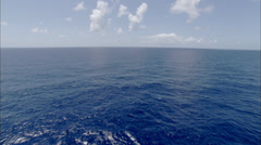 Blue Ocean Stock Footage