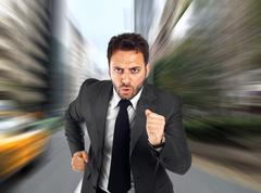 The Speed of Business Stock Photos