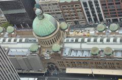 Queen Victoria Building, Sydney, Australia Stock Photos