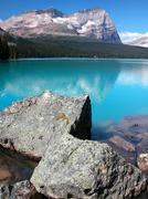 Lake o'hara, yoho national park, british columbia, canada Stock Photos