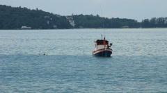 Patong Beach Phuket, Thailand. Stock Footage