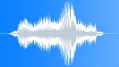 roar - sound effect