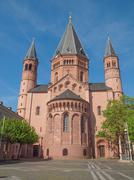 Stock Photo of Mainz Cathedral
