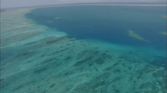 Ocean Sea Reef - stock footage