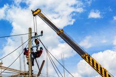 electricity authority - stock photo