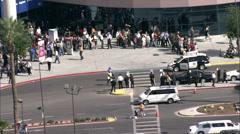 Las Vegas People Stock Footage