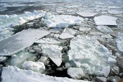 Ice Drift Stock Photos