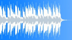 Bright guitar ballad (loop 2) Stock Music