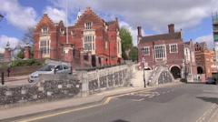 Harrow School on the Hill Stock Footage